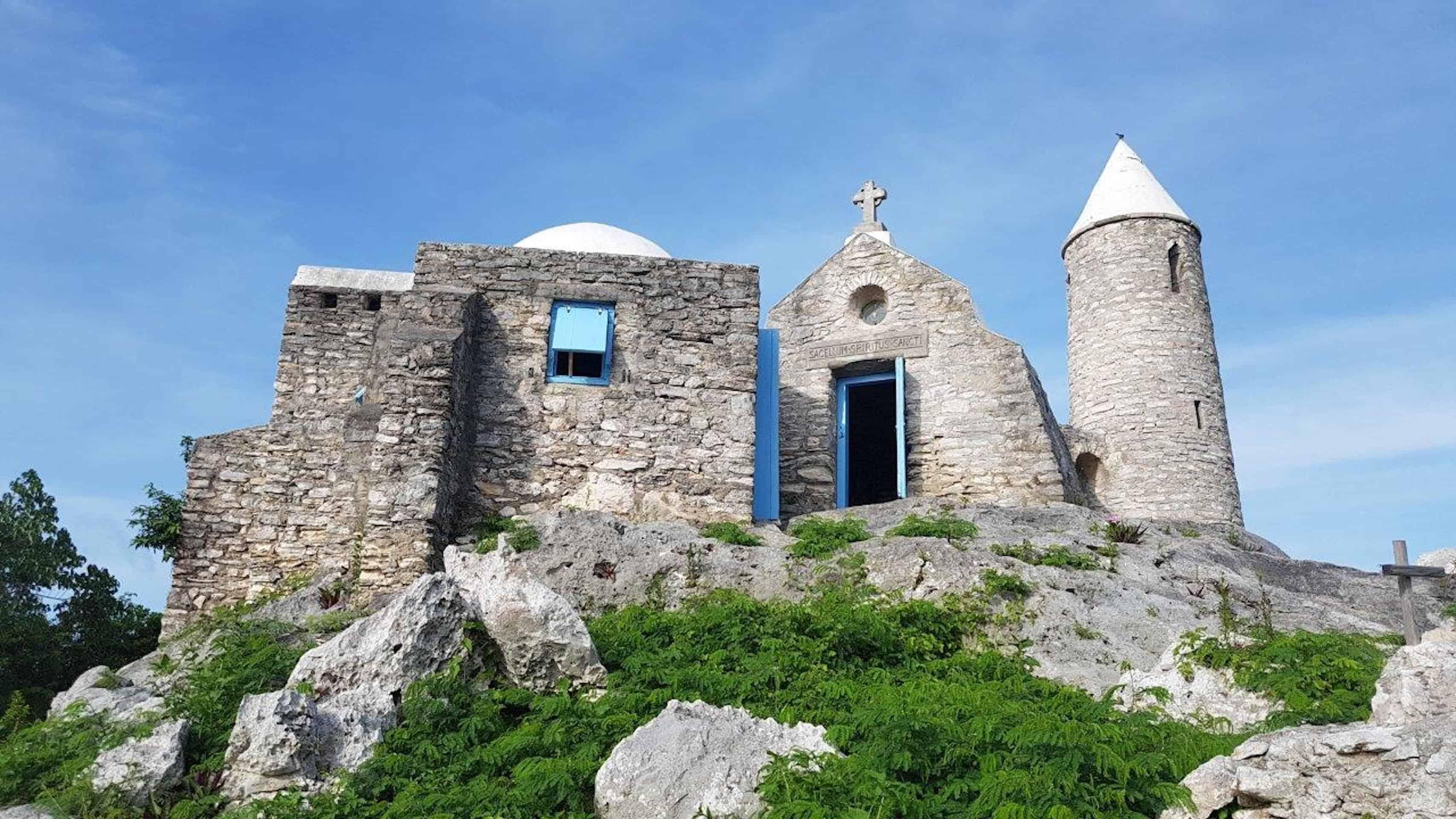 Hermitage & Chapel