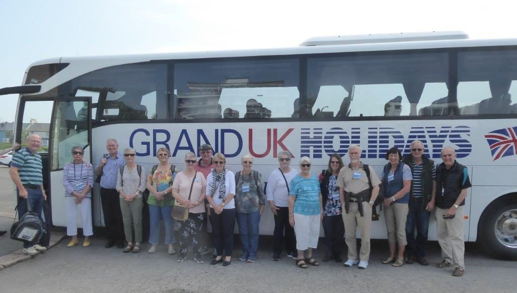 In the Footsteps of John Cyril Hawes – Pilgrimage 2018